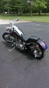 1999 Custom Built Motorcycles Pro Street