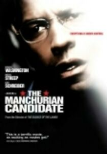 The Manchurian Candidate [New DVD] Ac-3/Dolby Digital, Dolby, Dubbed,