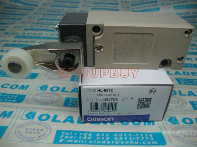 Omron Limit Switch Hl5072 Hl-5072 on