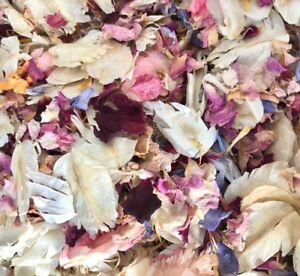 Biodegradable-Wedding-Confetti-Real-Dried-Flower-Petals-Flutterfall-Ivory