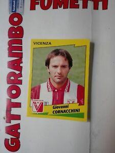 1996-97 Squadra VICENZA Calciatori Panini SCEGLI *** figurina con velina ***