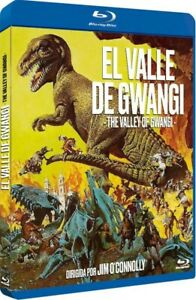 El-Valle-De-Gwangi-Blu-Ray-Bd-R-The-Valley-Of-Gwangi