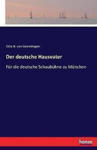 Der-Deutsche-Hausvater-by-Otto-H-Von-Gemmingen-Paperback-softback-2017