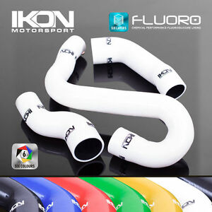 Vauxhall-Opel-Astra-H-VXR-Z20LEH-Silicone-Hose-Turbo-Boost-White-Red