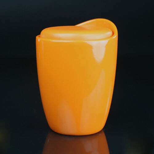 """1//6 Scale Storage Chairs Orange Plastic Model for 12/"""" Action Figures Accessories"""