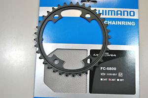 Corona-SHIMANO-ULTEGRA-36T-MB-FC-6800-52x36-46x36-PLATO-SHIMANO-36T-MB
