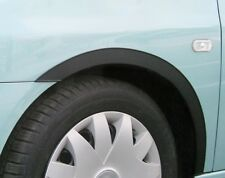 VW LT Black matt wheel arch trims 4 pcs front rear fender moulding kit 95-05 new
