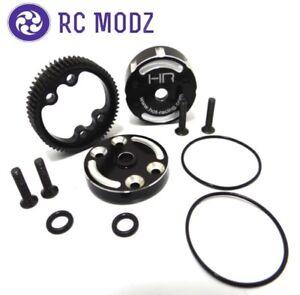 Hot-Racing-Aluminum-Differential-Case-Traxxas-Rustler-Slash-Stampede-2wd-TE38CH