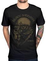 Official Black Sabbath US Tour 78 Avengers T-Shirt Iron Man Ozzy Osbourne Merch