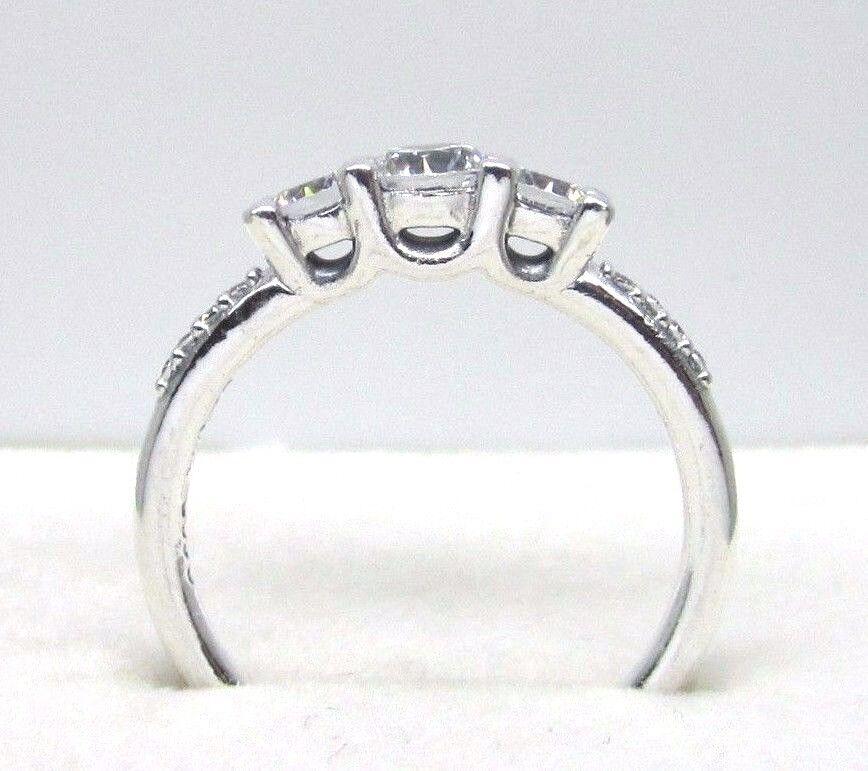 c59bdf68d Authentic PANDORA Fairytale Sparkle Ring Clear CZ 196242cz-50 EU 5 ...