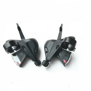 Lever Shifter 3x8 Speed Shift For Shimano Acera Sl M310 Bike Bicycle