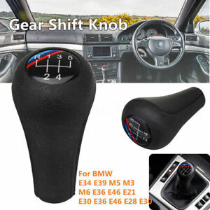 Manual Gear Shift Knob Gear Shifter Stick Head Lever for B M W 1 3 5 7 Series E81 E82 E87 E90 E91 E92 E60 E61 E63 E84 E53 E28 E30 E34 E36 6 speed style 2