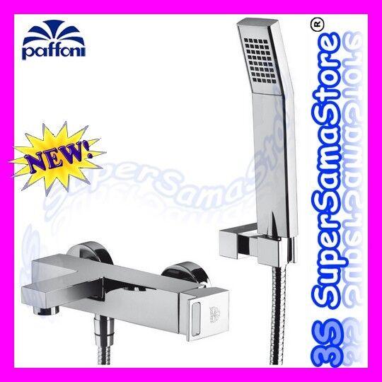 3S PAFFONI EFFE ef023 CR nouveau mural mitigeur) bain baignoire avec douche set