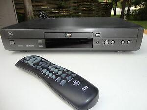 ge dvd player model 1106p b gedvd 38115975210 ebay rh ebay com GE Digital DVD Player 5 GE Digital DVD Player 5