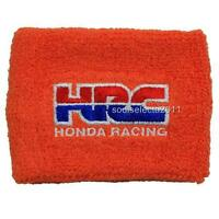 Hrc Honda Brake Reservoir Cover Oil Cup Cover Gp Sock Cbr 1000 600 Rr Orange