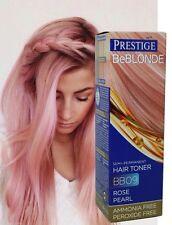 Prestige BB09 Semi Permanent Hair Toner Pink Rose Pearl No Ammonia
