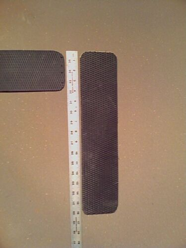 Rubber no slip safe step self adhesive Boat step mat