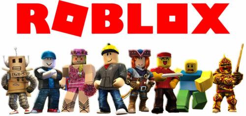 Roblox Kids Fun T-Shirt Girls Boys Gamers Children Minecraft DanTDM-Rob-106