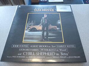 OST-Taxi-Driver-LP-180g-Vinyl-Neu-Bernard-Hermann