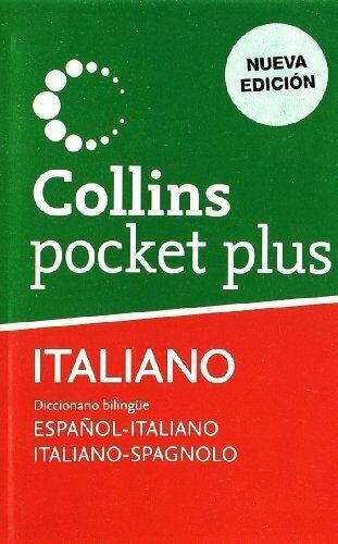 Diccionario Pocket Plus Italiano (Pocket Plus): Diccionario bilingüe Español-It
