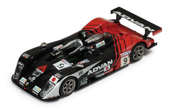 Dome S101 N.9 Le Le Le Mans 2004 1 43 Model IXO MODEL baaa7e