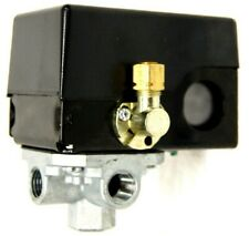 Single Or Two Stage Pressure Switch With Unloader Valve Amp Lever 115 On 150 Off