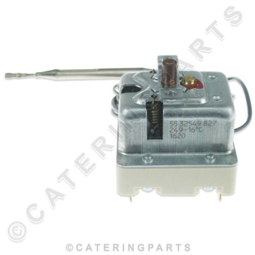 EGO 55.32549.827 FRYER HIGH LIMIT SAFETY TRIP CUT OUT THERMOSTAT 245C 5532549827