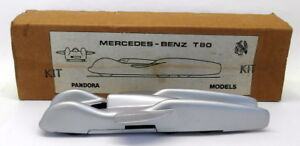 Los-modelos-de-Pandora-1-43-Escala-Resina-PAN18-1939-Mercedes-T80-Land-record-de-velocidad-coche