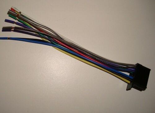 PIONEER Wire HARNESS RADIO//CD DEH-X3600Ui X4600BT X5600HD X2600UI X26UI pi11