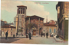 42 - cpa - ST ETIENNE - Grand' Eglise