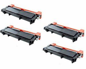 4-Pack-Pk-TN660-TN630-High-Yield-Toner-for-Brother-HL-L2300D-L2320D-L2340DW