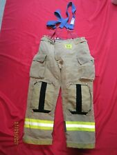Mfg 2010 Morning Pride 36 X 31 Fire Fighter Turnout Pants Bunker Gear Rescue Tow