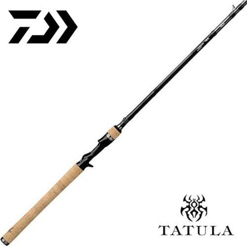 """Daiwa Tatula 6/'6/"""" Medium Fast Casting Rod TTU661MFB"""