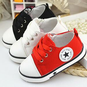 Kids-Boys-Sport-Sports-Running-Shoe-Boy-Baby-Infant-Casual-Trainers-Soft-Shoes