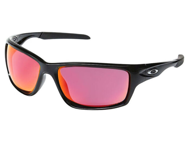 eff9d1bf590 Oakley Canteen Sunglasses OO9225-09 Polished Black Prizm Baseball Outfield