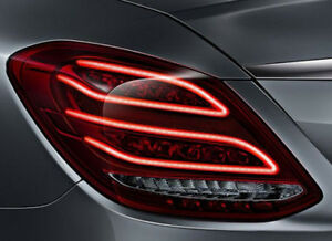 Mercedes Benz Led Tail Lamps Retrofit Kit For C Class W205