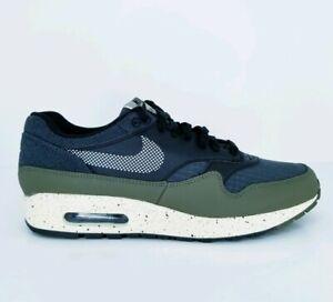 Details about Nike Air Max 1 SE AO1021 200 Medium Olive Light Cream Black Men's SZ 10.5