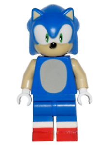 DIM031 NEW LEGO SONIC THE HEDGEHOG FROM SET 71244 DIMENSIONS WAVE 7