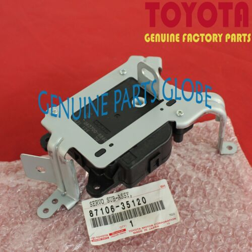 GENUINE TOYOTA 4RUNNER FJCRUISER LEXUS GX470 DAMPER FOR MODE SERVO 87106-35120
