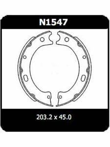 Protex-Brake-Shoes-N1547