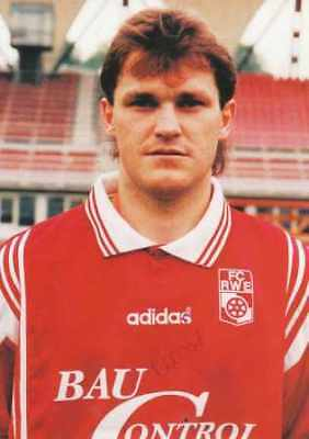 AK 1351 Andrej Roslakow FC Rot-Weiß Erfurt