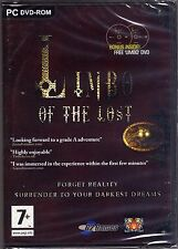 LIMBO OF THE LOST NEW SEALED PC GAME
