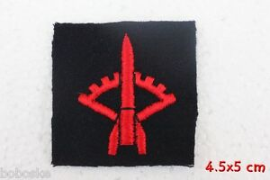 """Insigne Tissus Missilier (équipage)"""" De La Marine Nationale Française Tgpbuebw-07225827-209926454"""