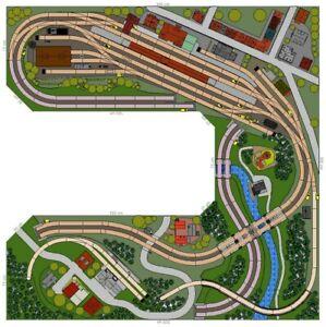 GP3-0100-Maerklin-C-Gleis-Plan-Trossingen-300x300x300cm-DIN-A4-Mappe-Color