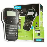 Dymo Labelmanager 280 Label Maker With Bonus D1 Black On White Labels, 1/2-in. X