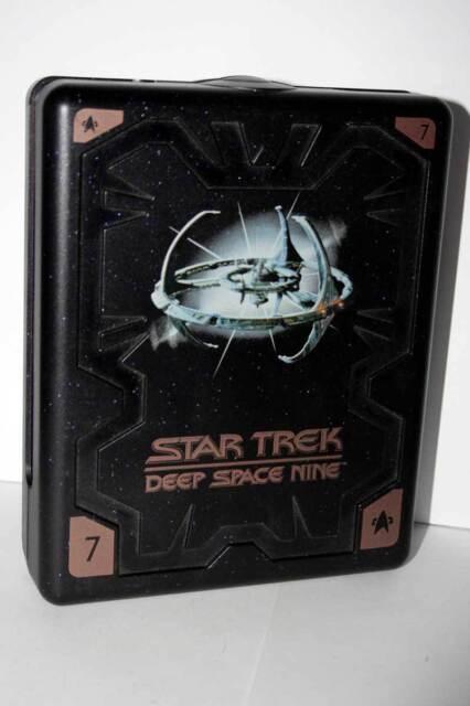 STAR TREK DS9 COFANETTO STAGIONE 7 2003 DEEP SPACE NINE USATO OTTIMO MC6 57545