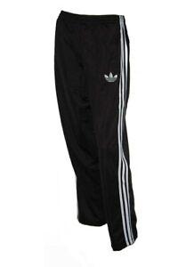 Details zu Adidas Firebird Retro Black Hose Trainingshose Sporthose Jogginghose Pants Gr.S