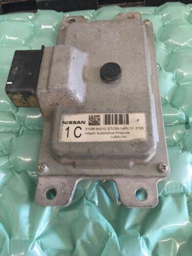 2010-2012 Nissan Maxima TCM transmission computer 31036 9N01C