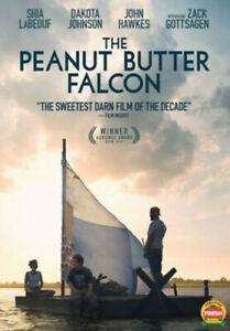 Peanut Butter Falcon, The,Very Good DVD, Thomas Haden Church,John Hawkes,Dakota