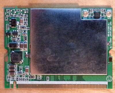 DBII Networks F50-PRO Atheros 500mW 27dBm Wifi 802.11a MiniPCI 5GHz 4.9GHz
